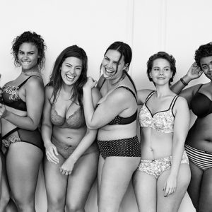 The Top 5 Plus Size Glamour & Lingerie Models